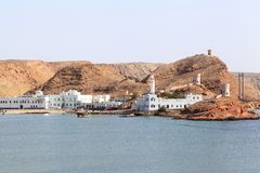 Sur, Oman Stock Photo