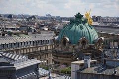 Sur Opéra del Vue Imágenes de archivo libres de regalías