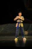 Sur smakJiangxi opera en besman Royaltyfri Fotografi