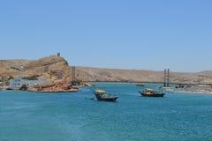 Sura, Oman Obraz Royalty Free