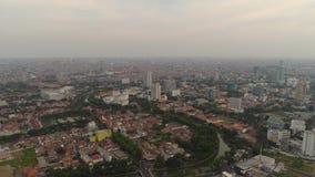 Surabaya huvudstad East Java, indonesia stock video