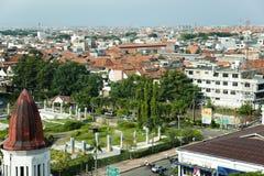 Surabaya - Java - Indonesien Stockbild