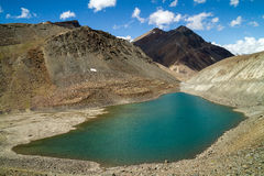 Suraj Taal góry święty jezioro Obrazy Royalty Free