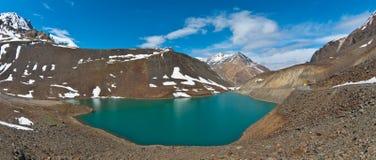 Suraj Taal (lago) imagem de stock