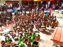 Surajkund Crafts Mela. Surajkund Crafts Fair is one of the most famous fairs, organized every year in Surajkund, by Haryana Tourism Department to promote stock photos