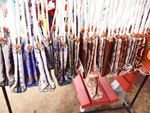 Surajkund Crafts Mela. Surajkund Crafts Fair is one of the most famous fairs, organized every year in Surajkund, by Haryana Tourism Department to promote royalty free stock image