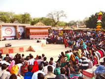 Surajkund Crafts Mela. Surajkund Crafts Fair is one of the most famous fairs, organized every year in Surajkund, by Haryana Tourism Department to promote royalty free stock photography