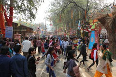 Surajkund, Faridabad, Indien Lizenzfreies Stockfoto