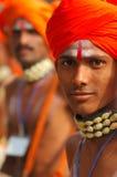 Surajkund macht Mela Festival in Handarbeit Stockfotografie