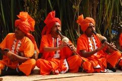 Surajkund macht Mela Festival in Handarbeit Lizenzfreies Stockbild