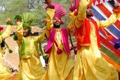 Surajkund macht Mela Festival in Handarbeit lizenzfreies stockfoto