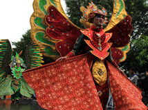 Surakarta Carnaval Stock Afbeeldingen