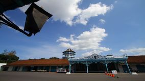 Surakarta pałac upływ zbiory wideo