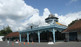 Surakarta palace Royalty Free Stock Photo