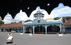 Surakarta palace Stock Photo