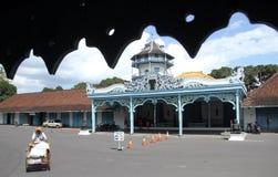 Surakarta-Palast Stockfoto