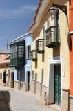 Suramérica - Bolivia, Potosi Foto de archivo libre de regalías