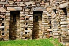 Suramérica - Perú, ruinas del inca de Choquequirao foto de archivo