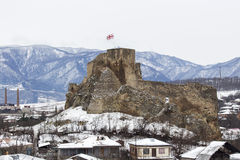 Surami Fortress, Georgia Royalty Free Stock Photography