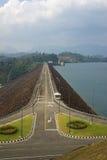SURAT THANI, THAILAND - January 19, 2014: Ratchaprapha Dam in Kh Stock Photo