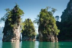 Surat- Thaniprovinz, Thailand Lizenzfreie Stockfotografie
