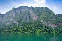 Khao sok国家公园 库存照片