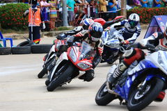SURATTHANI THAILAND 21. JUNI Stockfotografie