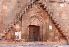 Surb Astvatsatsin church facade Royalty Free Stock Photo