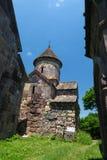 Surb Astvatsatsin church of Makaravank Stock Photography