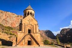 Surb Astvatsatsin Church of Noravank Royalty Free Stock Image
