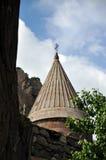 Surb Geghard kościół Zdjęcia Stock