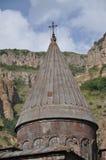 Surb Geghard kościół Obraz Royalty Free