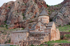 Surb Karapet church of Noravank Royalty Free Stock Image