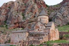Surb Karapet church of Noravank Royalty Free Stock Image