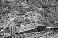 Surb Karapet St John Baptist Church in Armenia Fotografie Stock Libere da Diritti