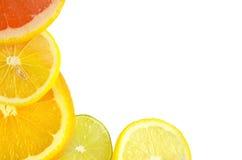 Surcharge de vitamine C Image libre de droits