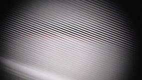 Surcos del vinilo en un disco de giro 01 almacen de video