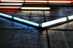 Sure. Metro redline streetart architecture lines symmetry Royalty Free Stock Images