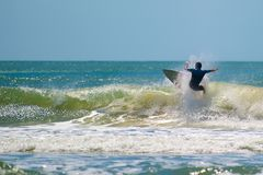 Surf Stock Image