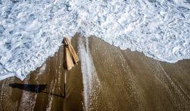 surf Fotos de Stock Royalty Free
