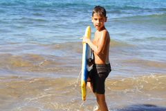 Surf Stock Photo