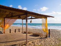 Surf beach Brazil Stock Photography