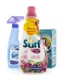 Surf Bio Liquid Detergent Stock Photography