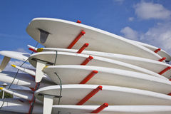 Surf board Royalty Free Stock Photography
