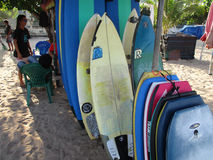 Surf board Royalty Free Stock Images