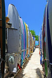 Surf board Stock Photography