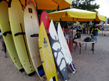 Surf board Stock Images