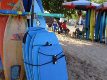 Surf board Royalty Free Stock Photos