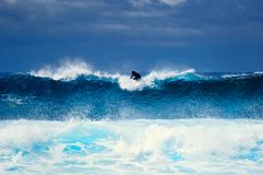 Surf-boarder Stock Photography
