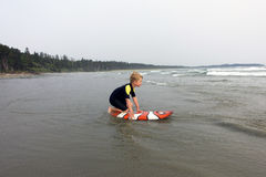 Surf boy Stock Photos